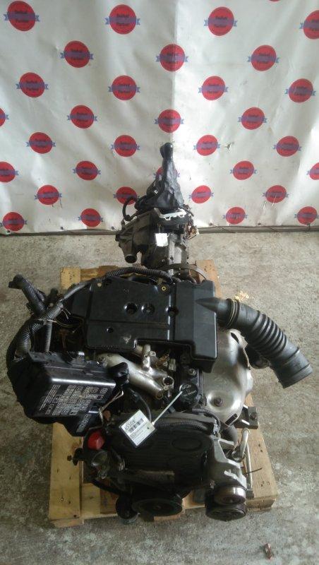 Двигатель Mitsubishi Pajero Io H77W 4G94 2002