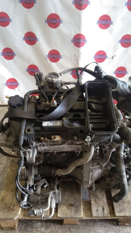 Двигатель Toyota Vitz KSP90 1KR-FE 2005
