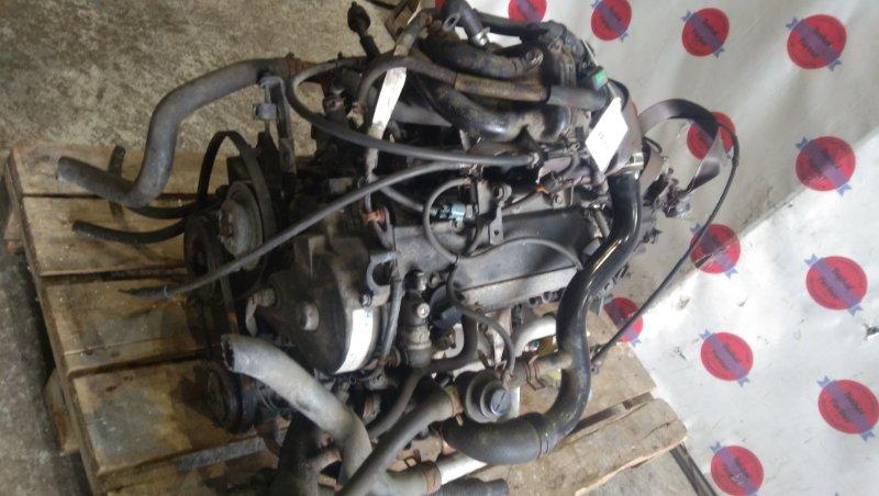Двигатель Daihatsu Terios Kid J111G EF-DET 2006