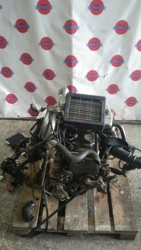 Двигатель Mitsubishi Pajero Mini H58A 4A30