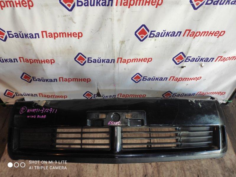 Бампер Nissan Wingroad WHNY11 QG18DE 2004 передний