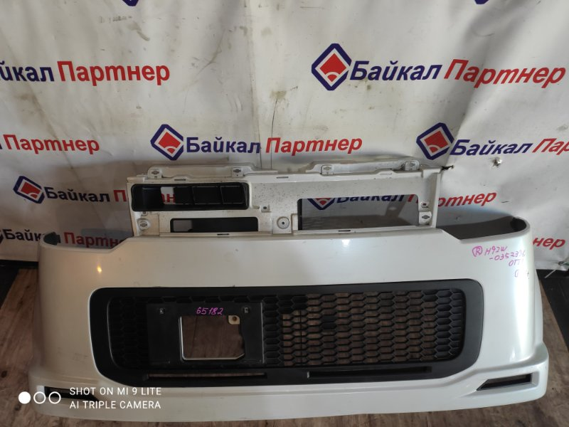 Бампер Nissan Otti H92W 3G83 передний