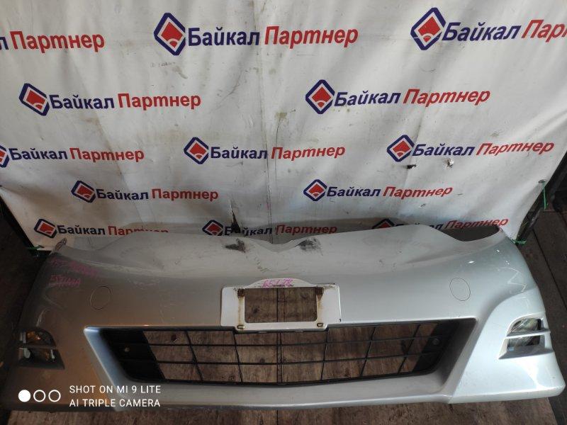 Бампер Toyota Estima ACR55W 2AZ-FE 2006 передний