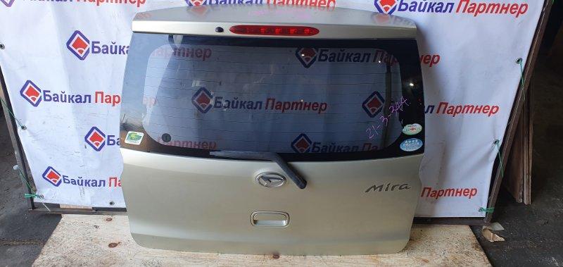 Дверь 5-я Daihatsu Mira L285S KF-VE задняя