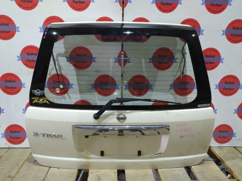 Дверь 5-я Nissan X-Trail NT30 QR20DE 2006