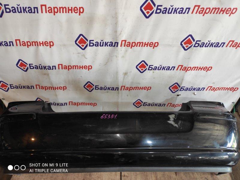 Бампер Toyota Avensis AZT255 1AZ-FSE 2003 задний