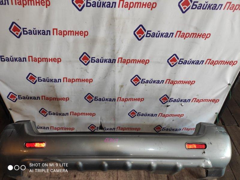 Бампер Subaru Legacy BH9 EJ25 2002 задний