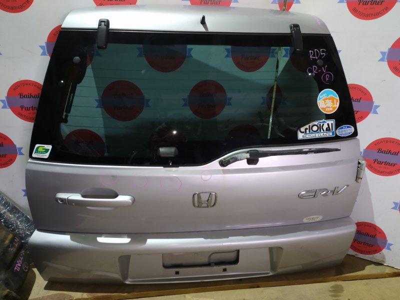 Дверь 5-я Honda Cr-V RD5 K20A