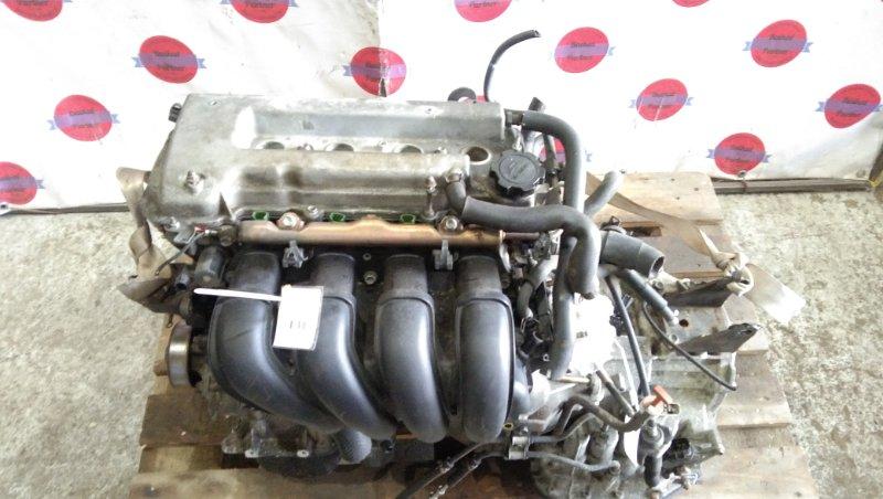 Двигатель Toyota Corolla Spacio ZZE124N 1ZZ-FE 2002