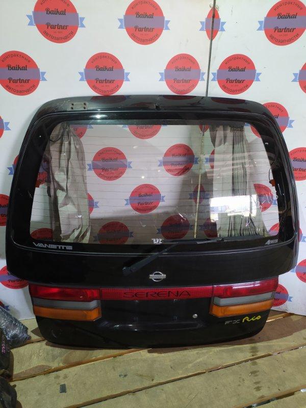Дверь 5-я Nissan Serena KBNC23 SR20DE