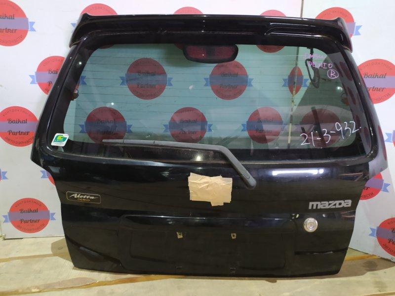 Дверь 5-я Mazda Demio DW3W B3E