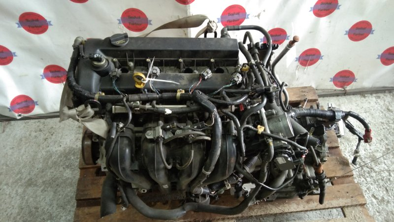 Двигатель Mazda Mpv LY3P L3-VE 2006