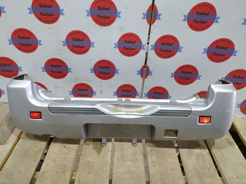 Бампер Daihatsu Terios Kid J111G EF-DET 2006 задний