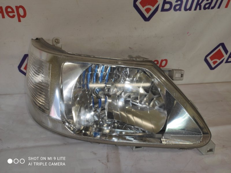 Фара Nissan Serena TNC24 QR20DE 2003 передняя правая 1658