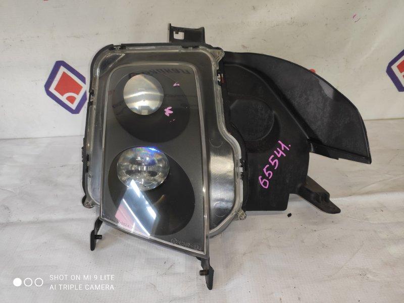 Фара Toyota Will Cypha NCP70 2NZ-FE 2002 передняя правая 52-082