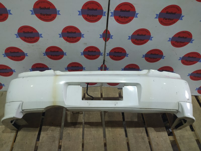 Бампер Subaru Impreza Wrx Sti GDB WRX 2002 задний