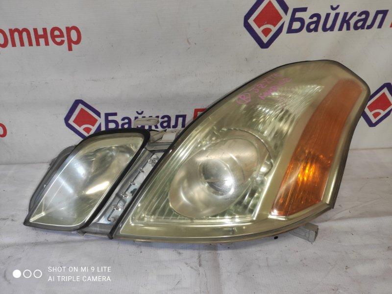Фара Toyota Mark Ii Wagon Blit JZX115 2004 передняя левая 22-315