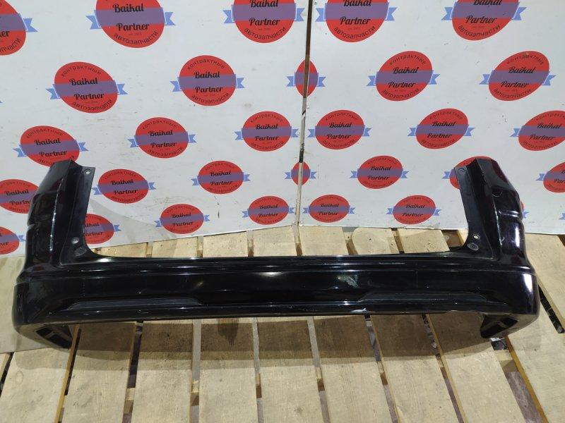 Бампер Honda Airwave GJ1 L15A задний