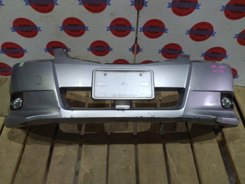 Бампер Subaru Legacy BR9 EJ25 2011 передний