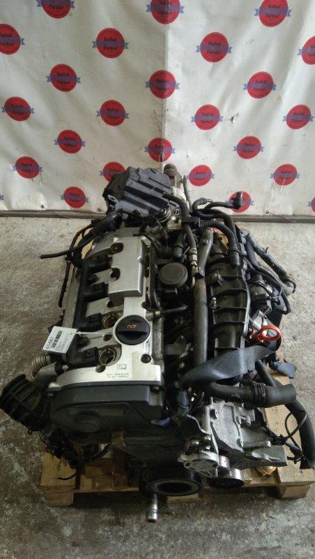 Двигатель Audi A4 BGB 2006