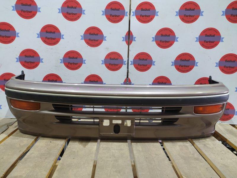 Бампер Toyota Hiace KZH106W 1KZ-TE 1994 передний