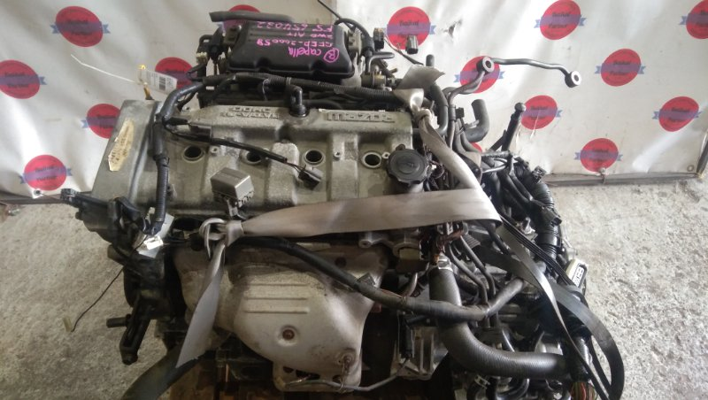 Двигатель Mazda Capella GFEP FS-ZE 1999
