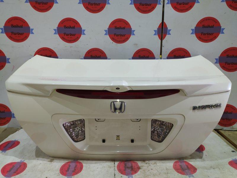 Крышка багажника Honda Inspire UC1 J30A задняя