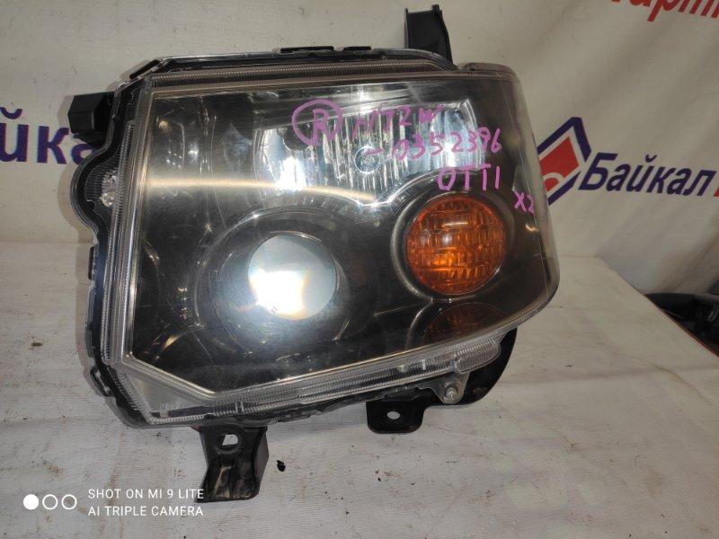 Фара Nissan Otti H92W 3G83 передняя левая P6537