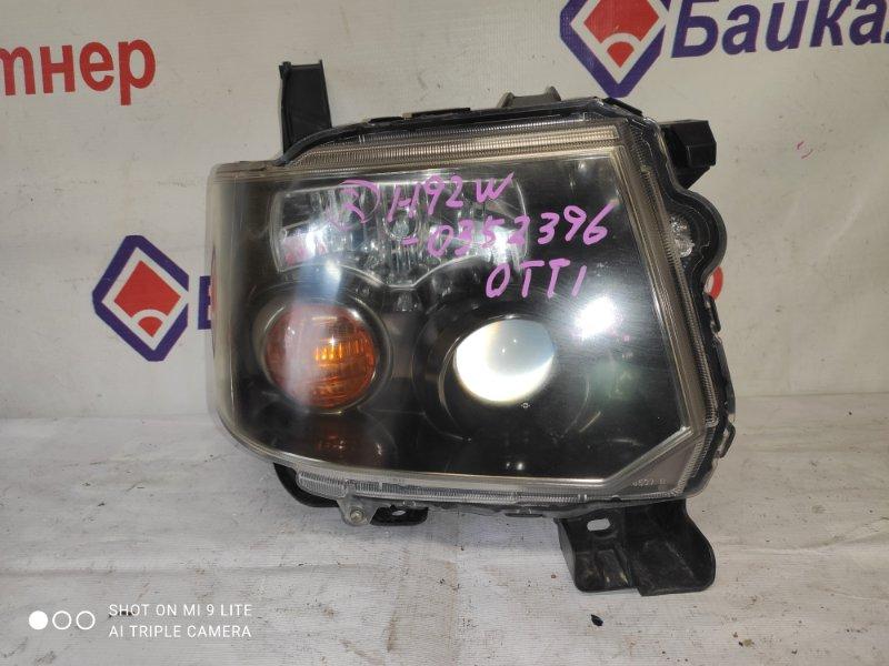 Фара Nissan Otti H92W 3G83 передняя правая P6537