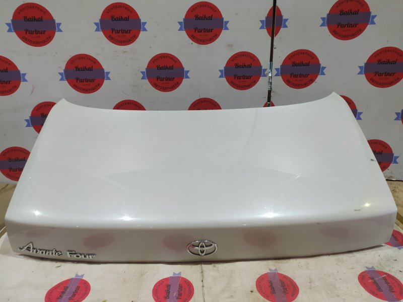 Крышка багажника Toyota Chaser JZX93 1JZ-GE задняя