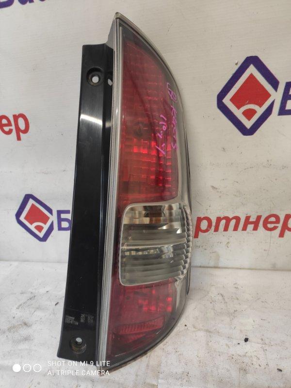 Стоп Toyota Passo KGC15 1KR-FE задний правый 220-51762