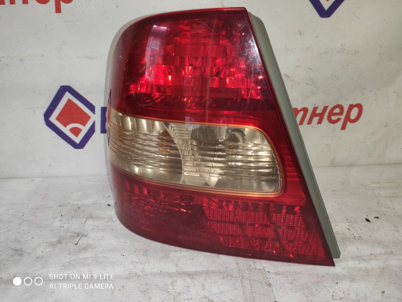 Стоп Toyota Corolla NZE124 1NZ-FE 2000 задний левый 12-472