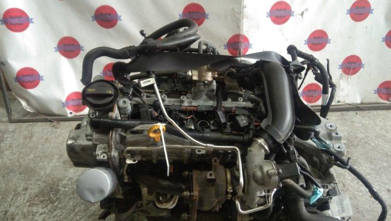 Двигатель Volkswagen Passat CAXA 2013
