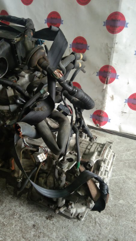 Акпп Toyota Vitz SCP10 1SZ-FE 2000 U440E-02A
