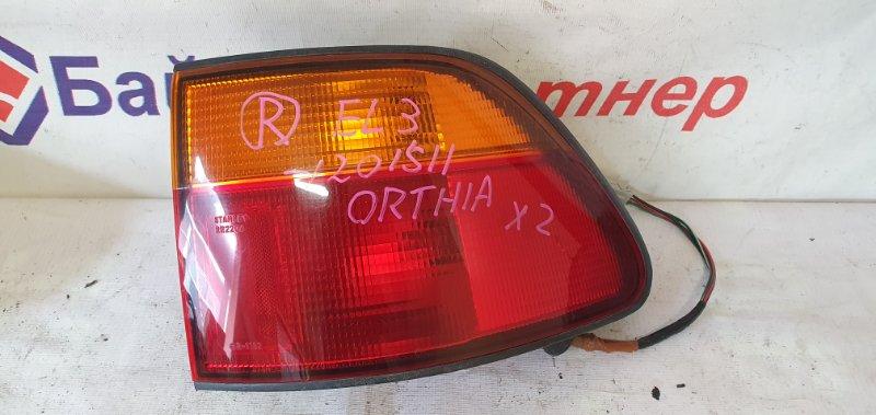Стоп Honda Orthia EL3 B20B задний правый 22-04