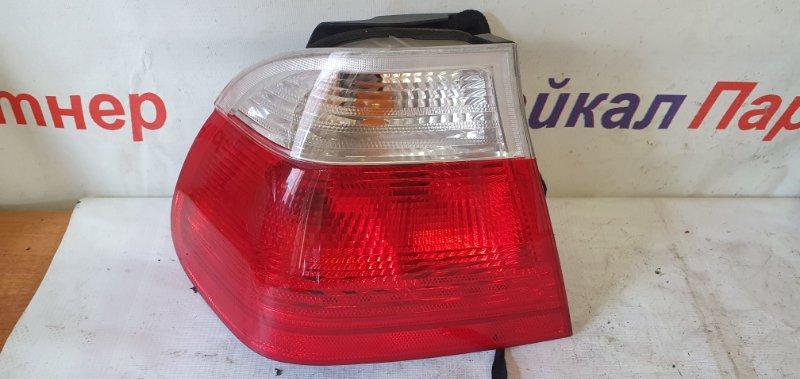 Стоп Bmw 3-Serise E46/4 2000 задний левый