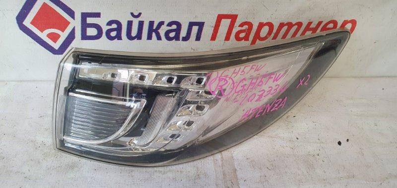 Стоп Mazda Atenza GH5FW L5-VE 2008 задний правый 220-41095