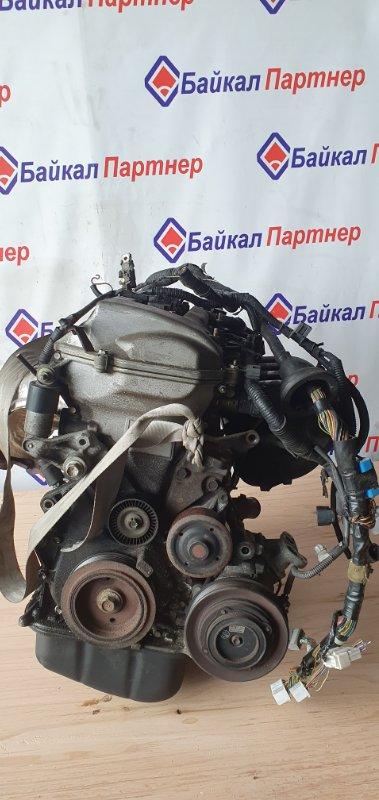 Двигатель Toyota Wish ZNE14G 1ZZ-FE 2005