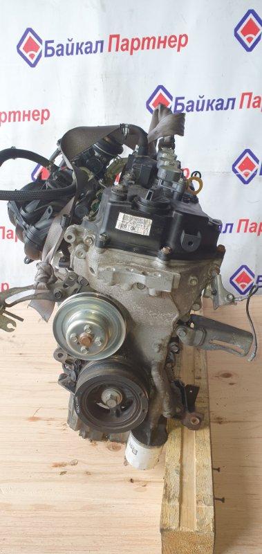Двигатель Daihatsu Mira L285S KF-VE