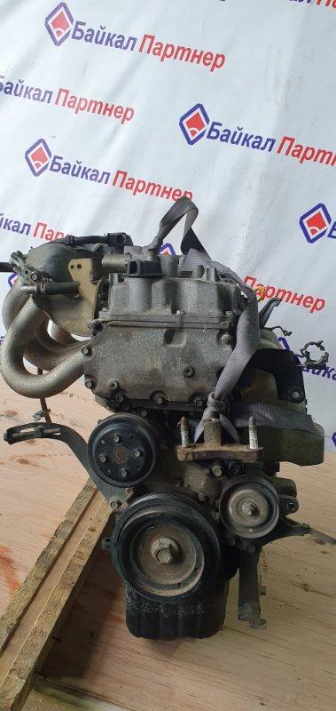 Двигатель Nissan Ad VENY11 QG18DE 2003