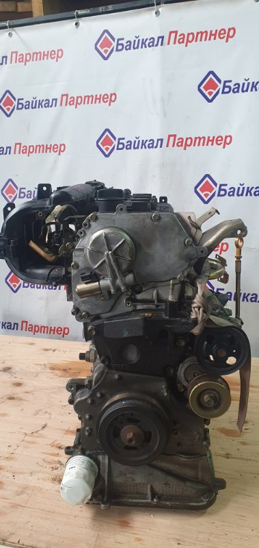 Двигатель Nissan Teana TNJ31 QR25DE