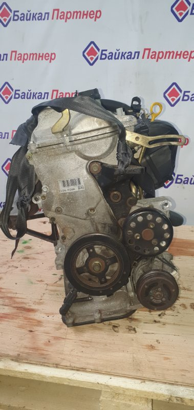 Двигатель Toyota Will Cypha NCP70 2NZ-FE 2002