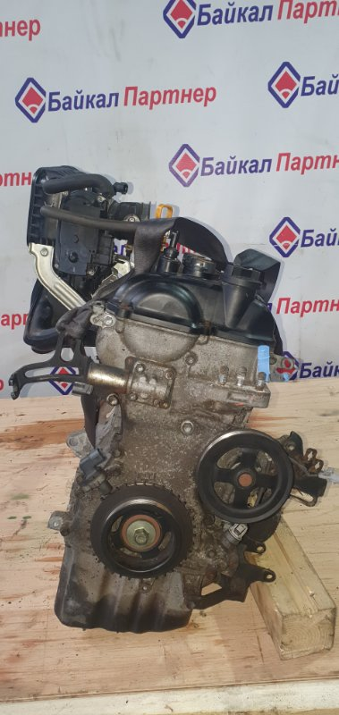 Двигатель Suzuki Roox ML21S K6A