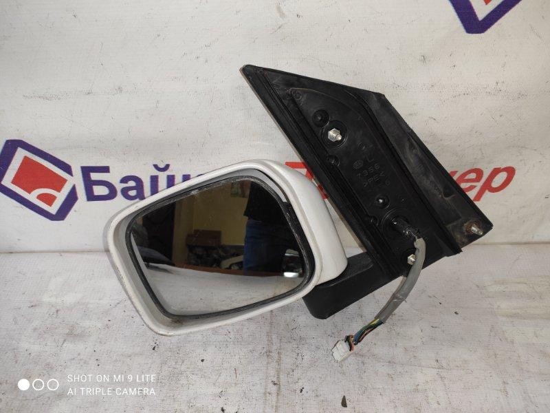 Зеркало Nissan Otti H92W 3G83 переднее левое