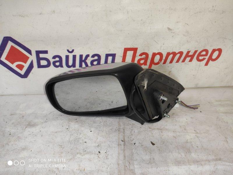 Зеркало Mazda Demio DW3W B3E 2001 переднее левое