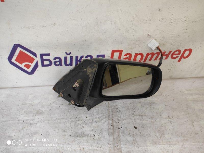 Зеркало Mazda Demio DW3W B3E 2001 переднее правое
