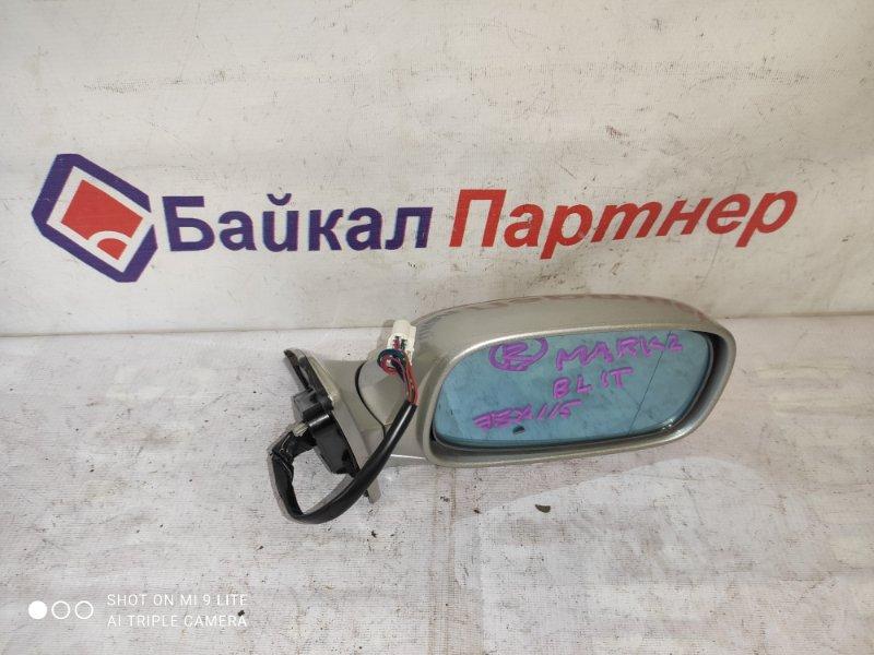 Зеркало Toyota Mark Ii Wagon Blit JZX115 2004 переднее правое