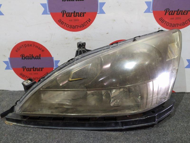 Фара Honda Inspire UC1 J30A передняя левая P33-49