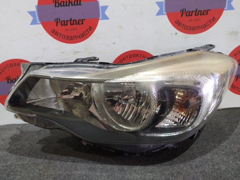 Фара Subaru Impreza GJ7 FB20 2012.5 передняя левая P99-32