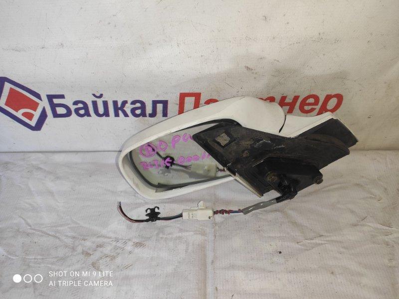 Зеркало Toyota Opa ZCT15 1ZZ-FE переднее левое